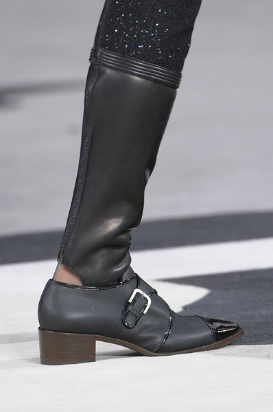 Chanel's New Cutout Boots