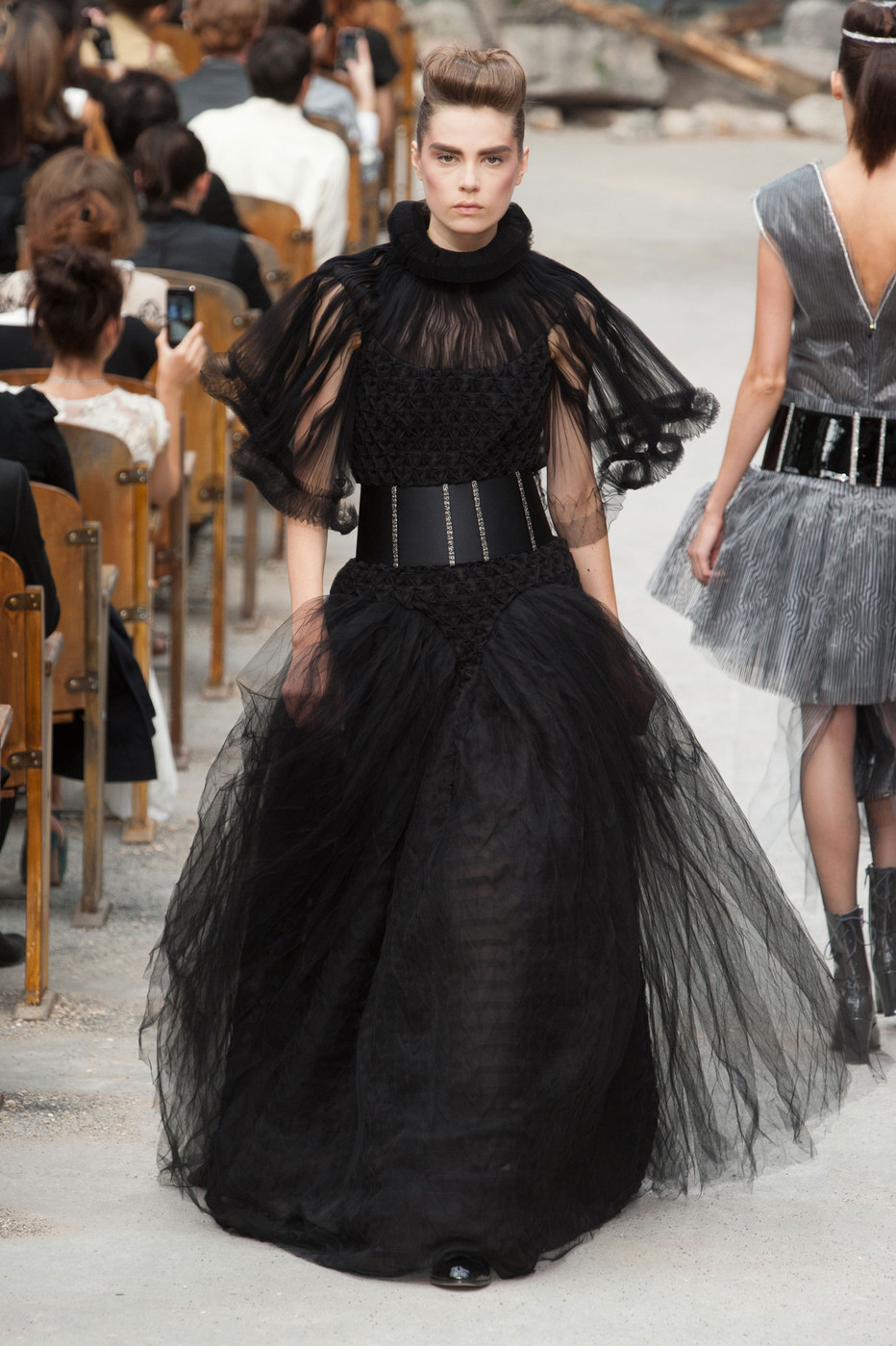 Chanel Haute Couture Fall 2013 - The Most Gorgeous Haute Couture ...