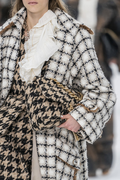 Chanel at Paris Fall 2019 (Details)