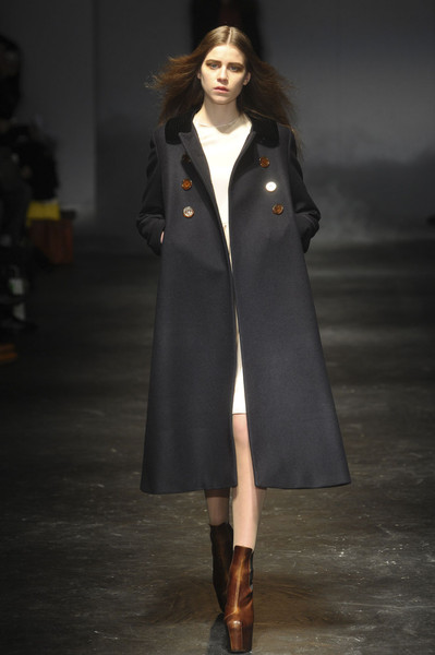 Charles Anastase at London Fall 2011