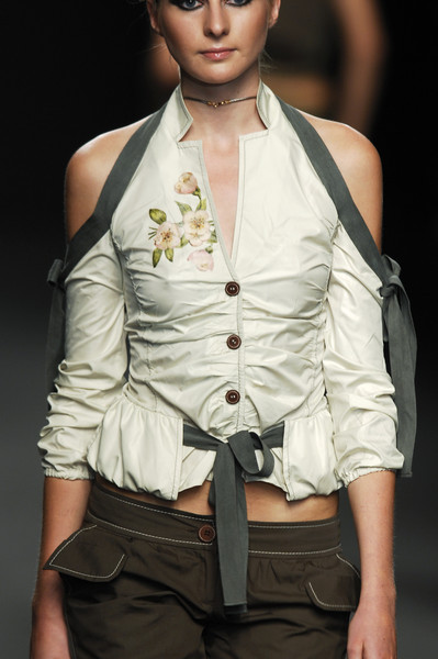 Chernitsov at Milan Spring 2007 (Details)