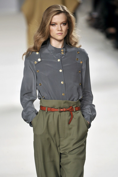 Chloé at Paris Fall 2009