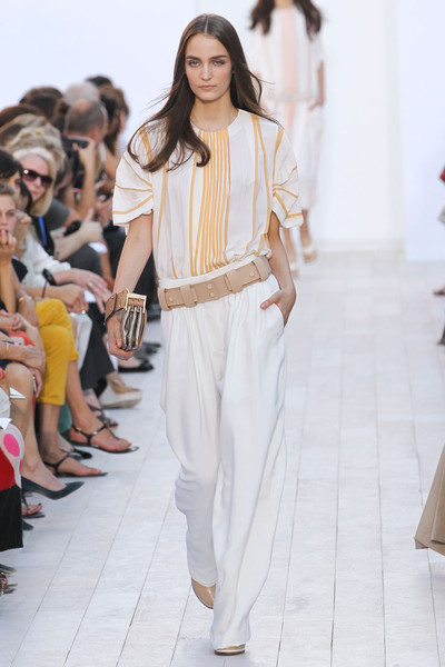 Chloé at Paris Spring 2012