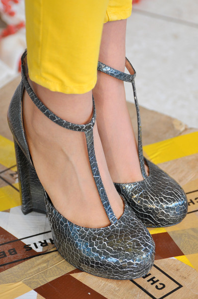 Chris Benz at New York Spring 2013 (Details)