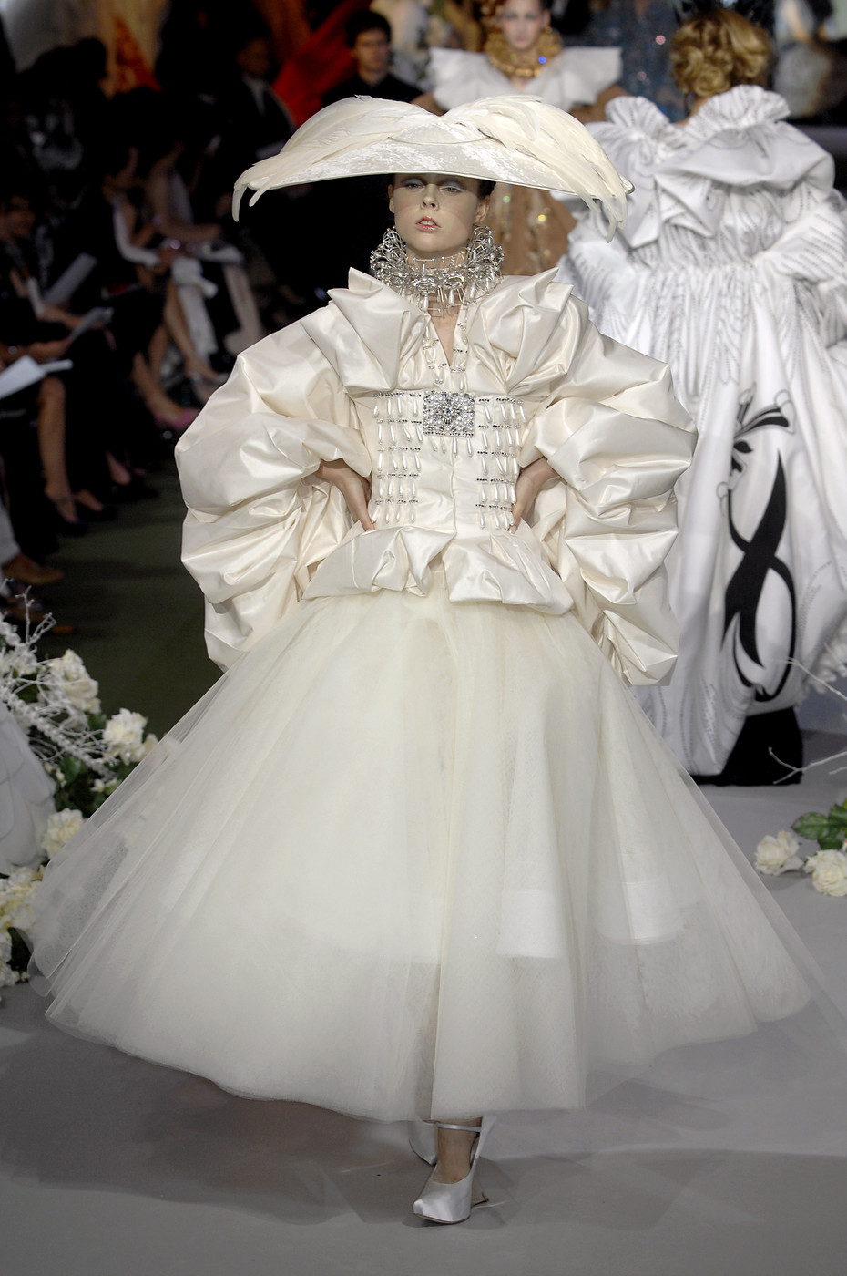 christian dior at couture fall 2007 livingly