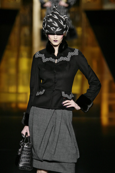Christian Dior at Paris Fall 2009
