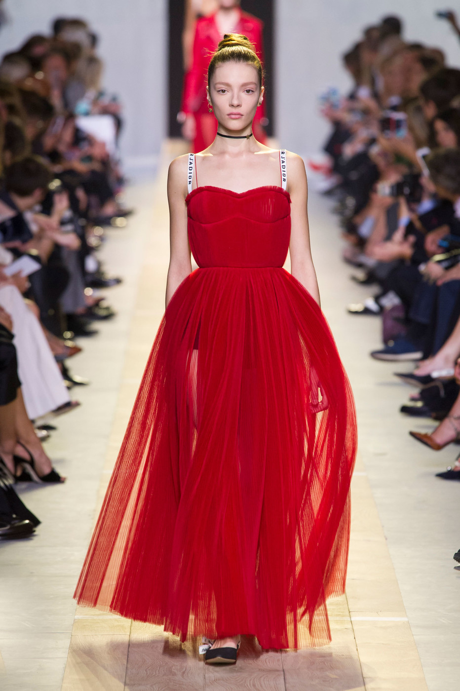 Christian Dior At Paris Fashion Week Spring 2017 Livingly