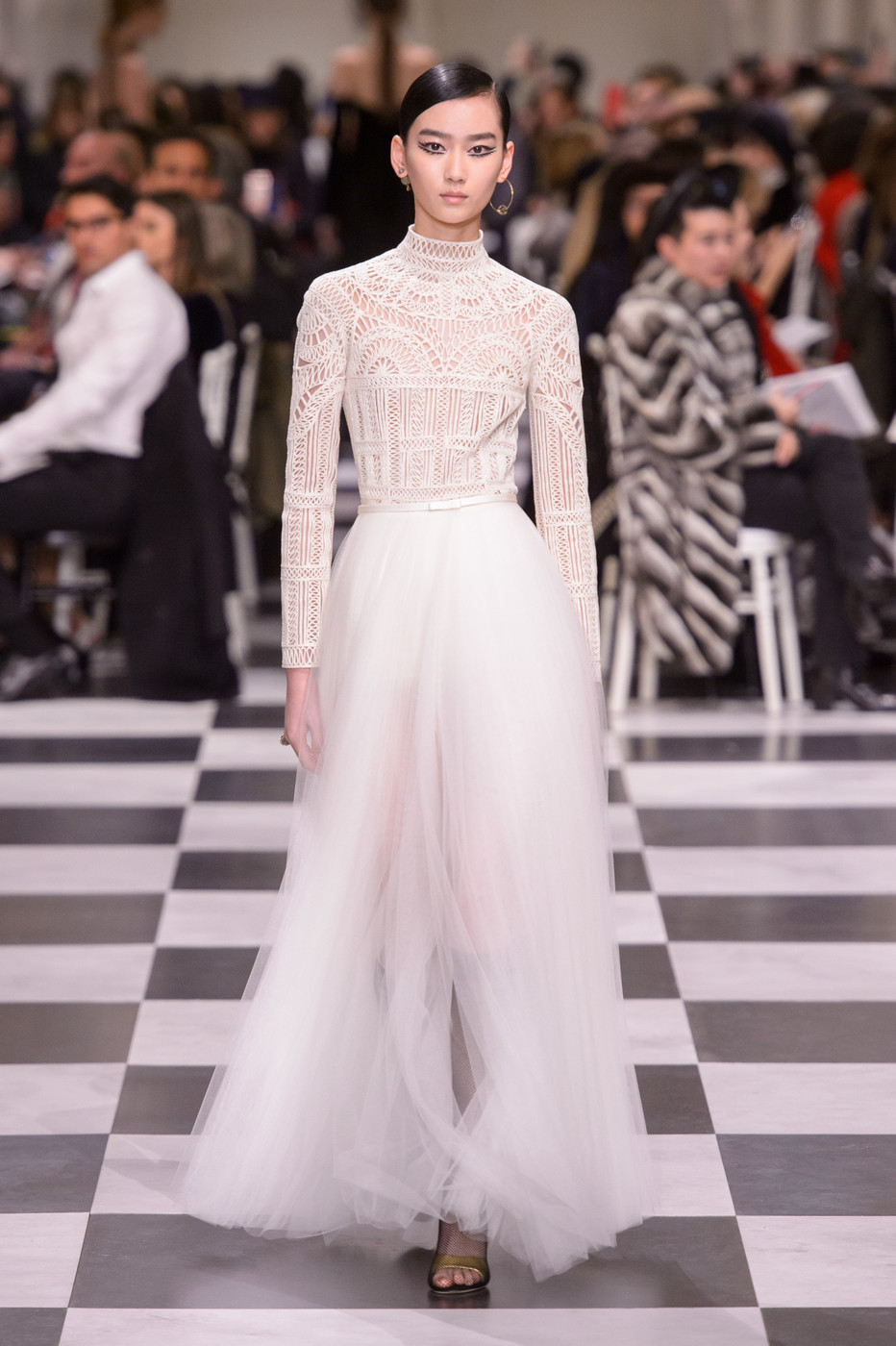 Christian Dior Couture Spring 2018 - Wedding-Worthy ...