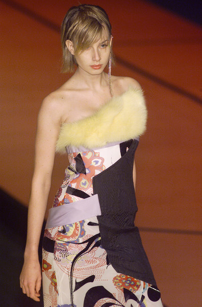Christian Lacroix at Paris Fall 2001