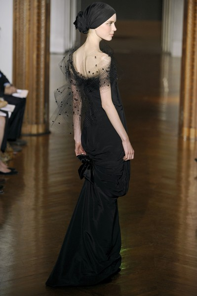 Christian Lacroix at Couture Fall 2009