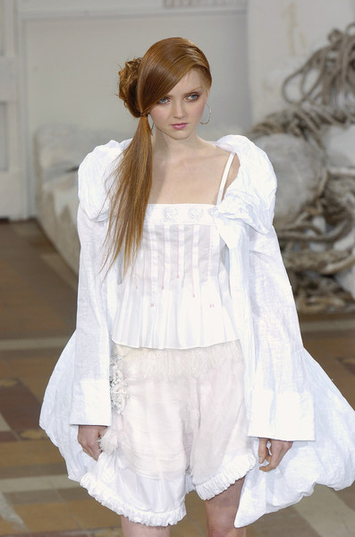 Christian Lacroix at Paris Spring 2005
