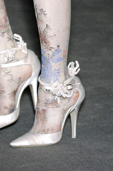 Christian Lacroix at Couture Spring 2009 (Details)