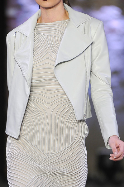 Christian Siriano at New York Fall 2012 (Details)