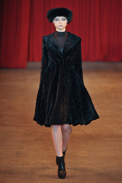 Christian Siriano at New York Fall 2013