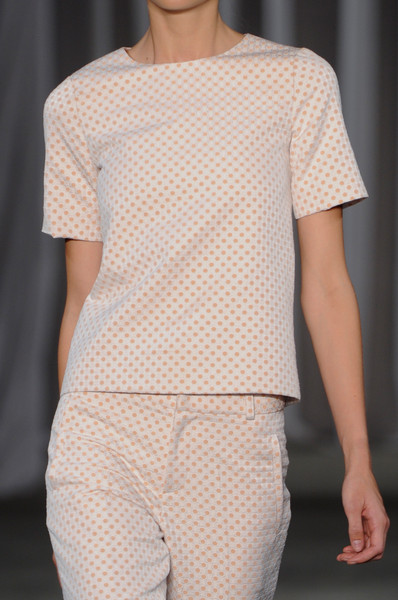 Christian Siriano at New York Spring 2013 (Details)