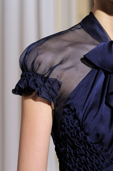 Christophe Josse at Couture Spring 2013 (Details) [couture spring 2013,shoulder,clothing,purple,dress,satin,ruffle,cocktail dress,fashion,joint,textile,dress,clothing,haute couture,fashion,smocking,suit,embroidery,lace,sleeve,haute couture,clothing,fashion,dress,sleeve,suit,embroidery,lace,smocking,smock-frock]