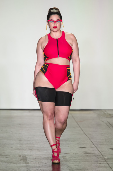 Chromat at New York Fall 2018
