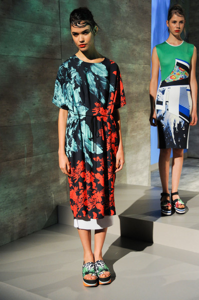 Clover Canyon at New York Spring 2015