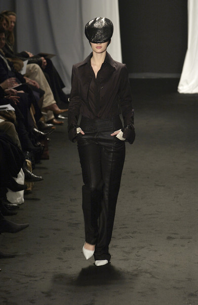 Coccapani at Milan Fall 2003