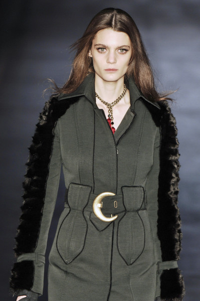 Costume National at Paris Fall 2005