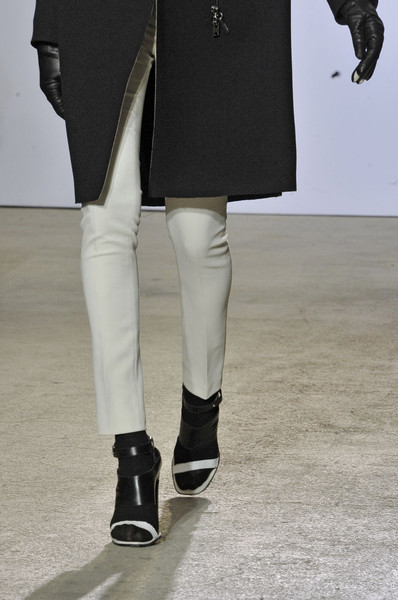Costume National at Paris Fall 2011 (Details)