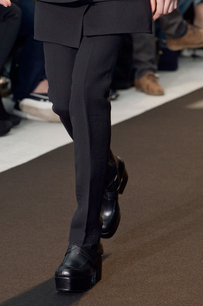 Costume National at Paris Fall 2013 (Details)