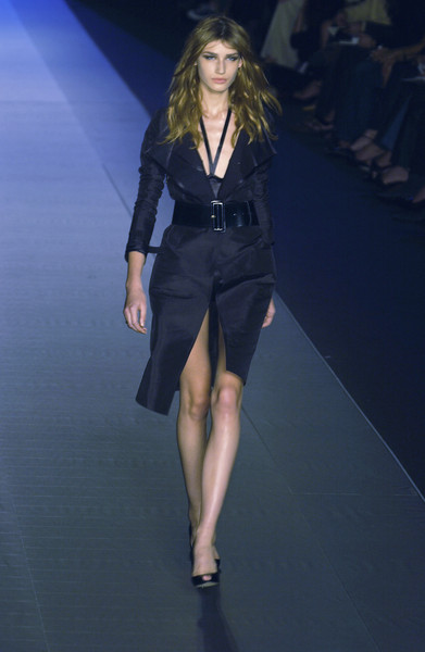 Costume National at Paris Spring 2003