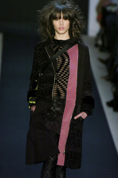 Custo Barcelona at New York Fall 2004