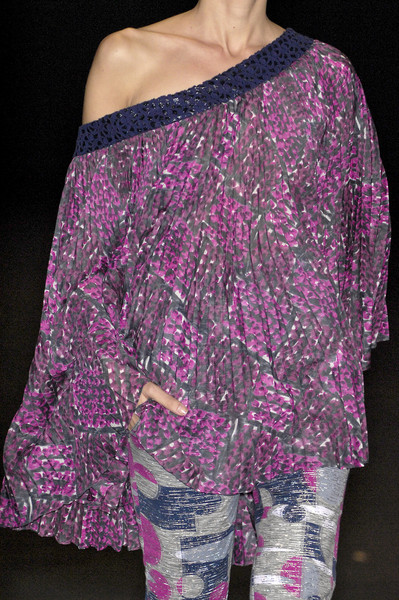Custo Barcelona at New York Spring 2008 (Details)