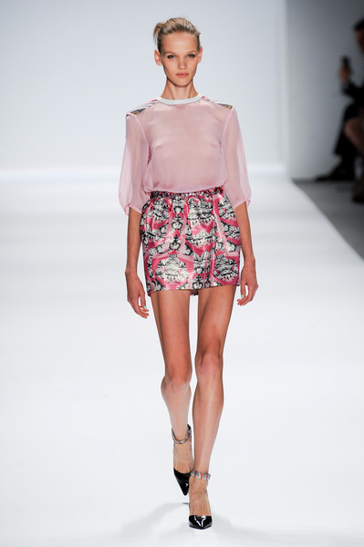 Custo Barcelona at New York Spring 2014