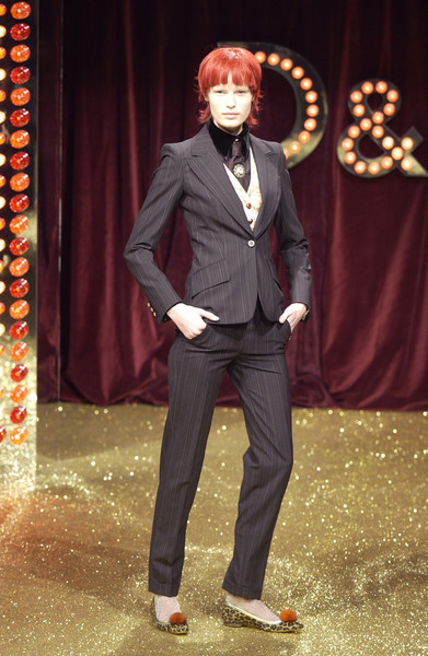 D&G at Milan Fall 2005