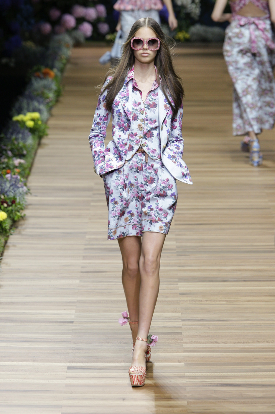 D&G at Milan Fashion Week Spring 2011