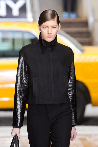DKNY at New York Fall 2012