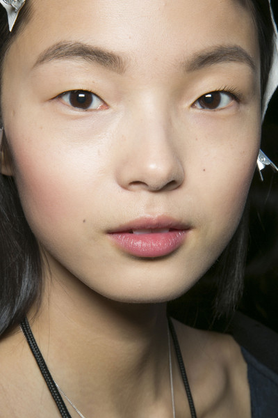 DKNY at New York Fall 2013 (Backstage)