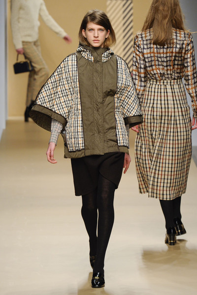 Daks at London Fall 2011