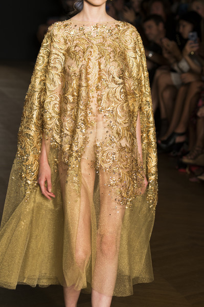 Dany Atrache at Couture Fall 2017 (Details)