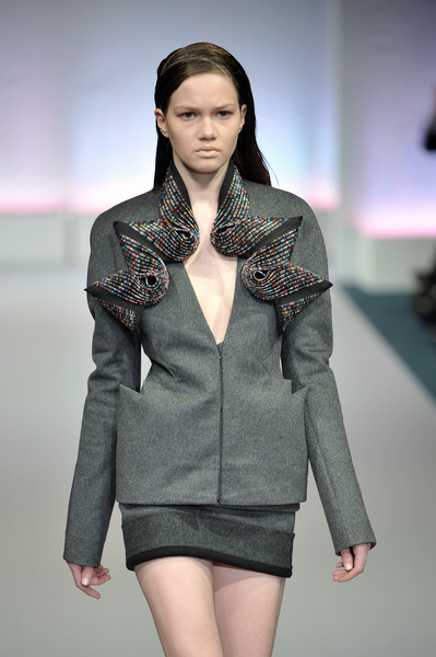 David Koma at London Fall 2010