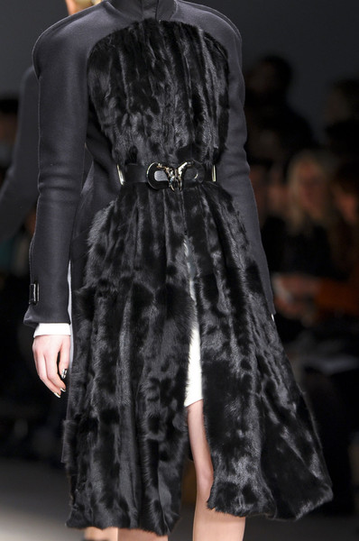 David Koma at London Fall 2012 (Details)