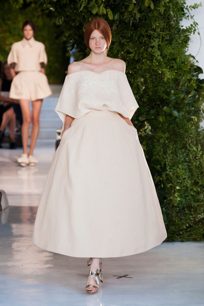 Delpozo at New York Spring 2014