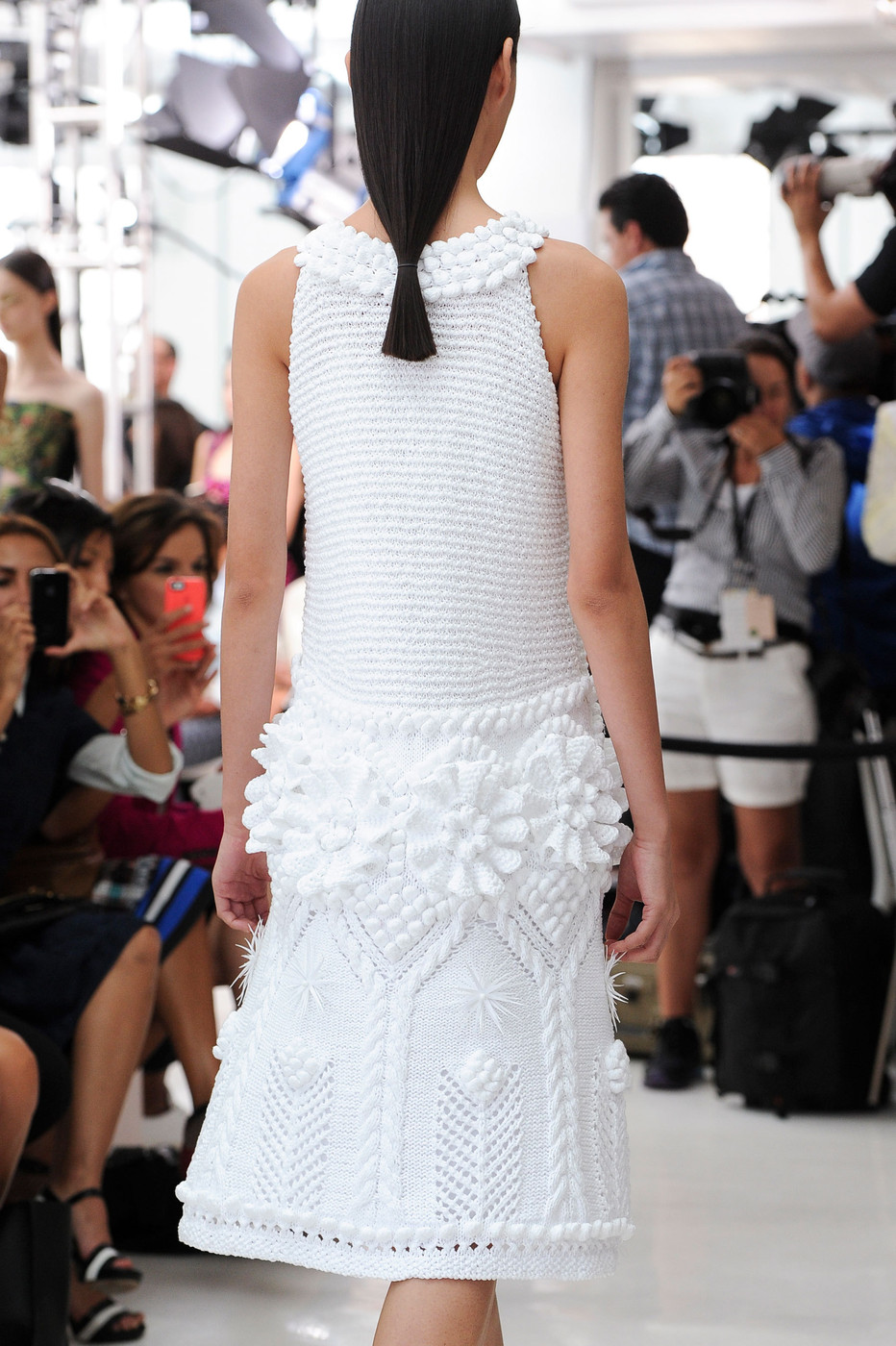 Delpozo at New York Fashion Week Spring 2015