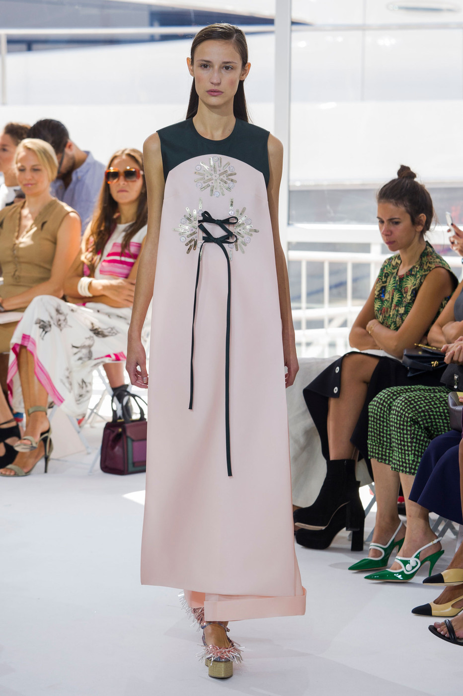 Delpozo at New York Fashion Week Spring 2016