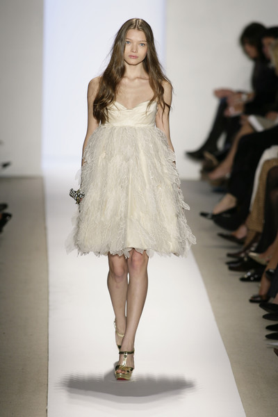 Dennis Basso at New York Fall 2008
