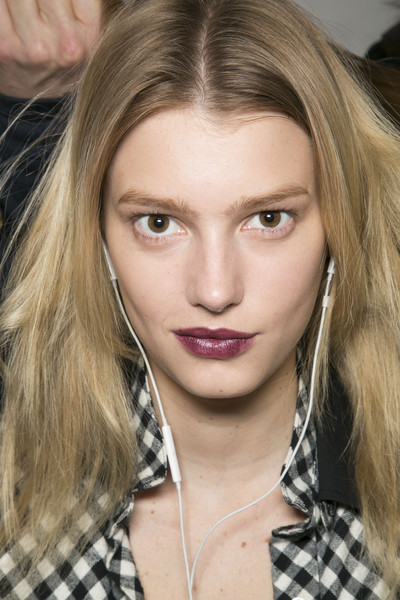 Derek Lam at New York Fall 2013 (Backstage)