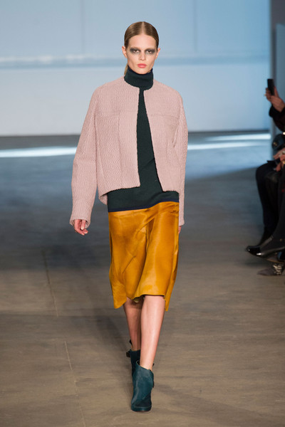Derek Lam at New York Fall 2014