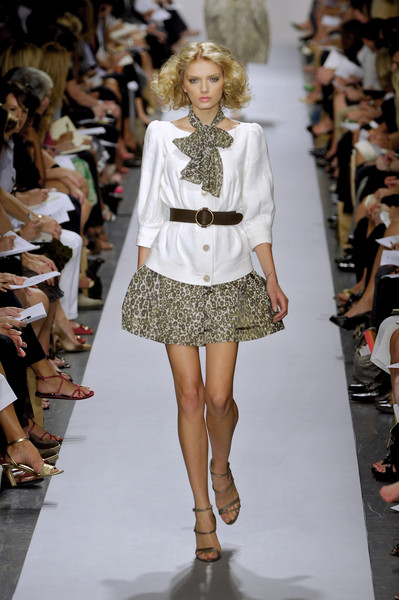 Derek Lam at New York Spring 2008