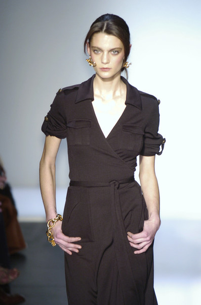 Diane von Furstenberg at New York Fall 2005
