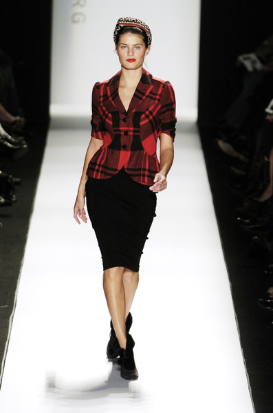 Diane von Furstenberg at New York Fall 2006