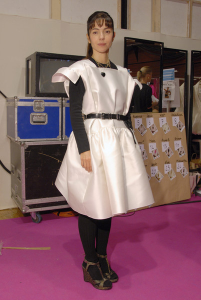 Dice Kayek at Paris Spring 2007 (Backstage)