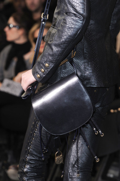 Diesel Black Gold at New York Fall 2011 (Details)