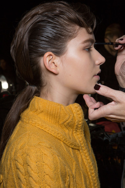 Diesel Black Gold at New York Fall 2015 (Backstage)